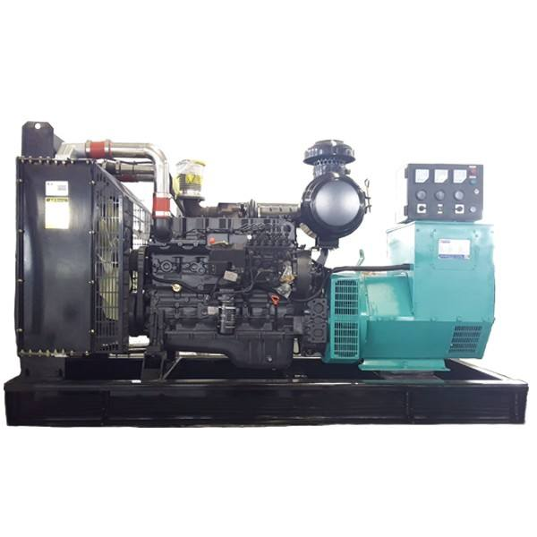 常用柴油發電機組的選擇