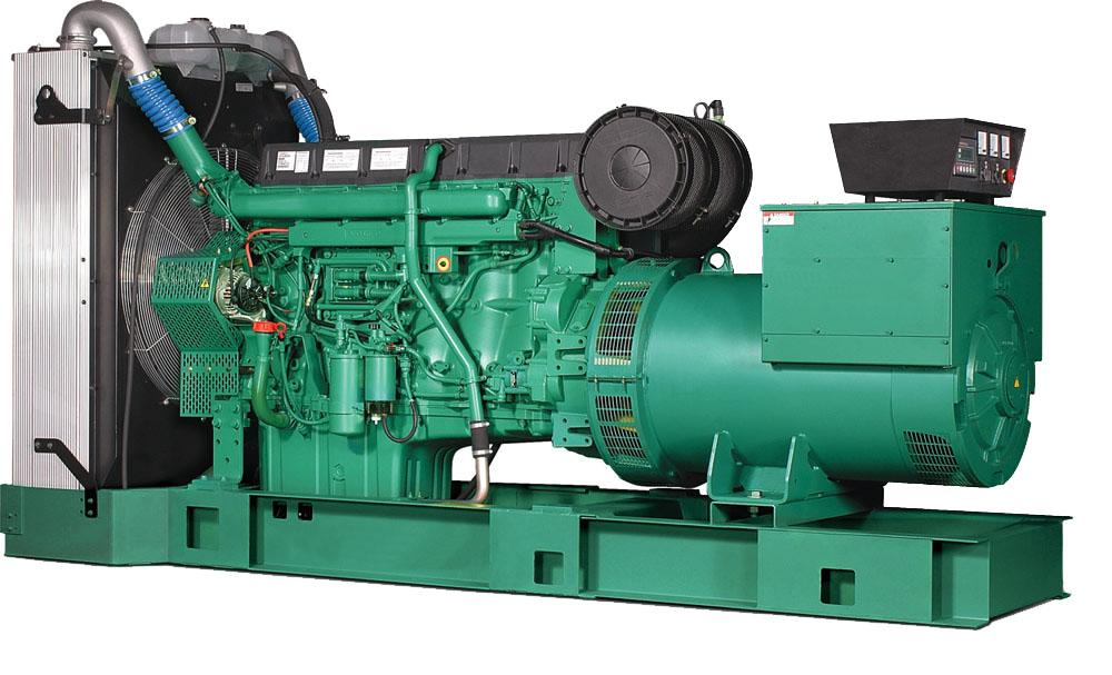400千瓦乾能柴油发电机组