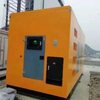 柴油發電機組燃油改善可降低汙染