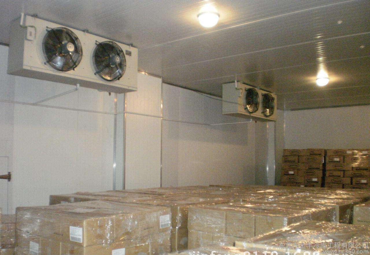 雪齐与巴音乡客户合作10000T冷库