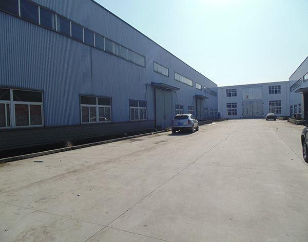 内蒙古雪齐制冷设备科技有限公司厂区环境