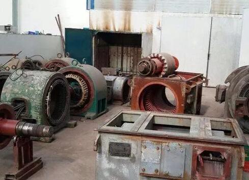 兰州电机维修厂家