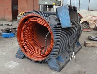 电机维修之电机中的绝缘材料怎么样保护?