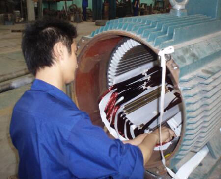 兰州电机维修