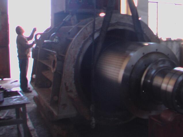 西安电机维修