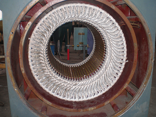 西安高压电机维修