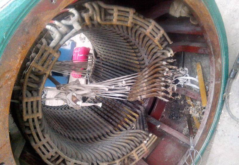 西安电机修造厂