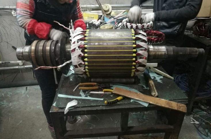 西安电机维修厂家