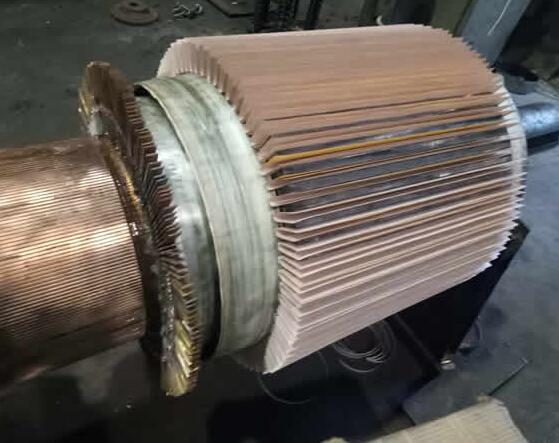 西安电机维修的故障具体有多少种,快来看看吧