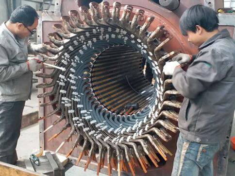 电机维修的过程中需要处理的几个常见误区分析