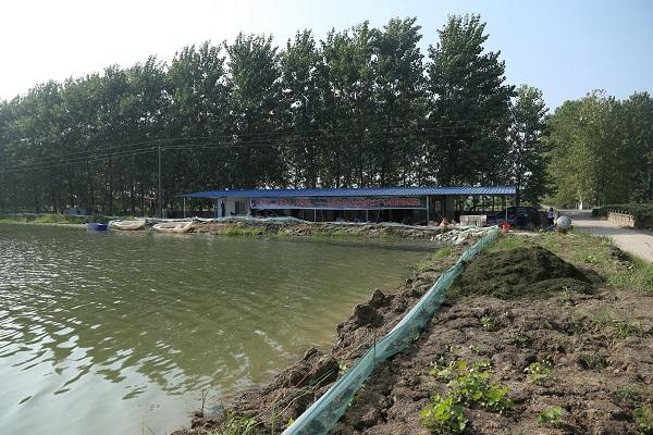水产养殖与育苗基地