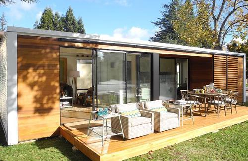 集装箱房屋轻型钢结构比木框架结构的优点