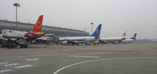 双流飞机场