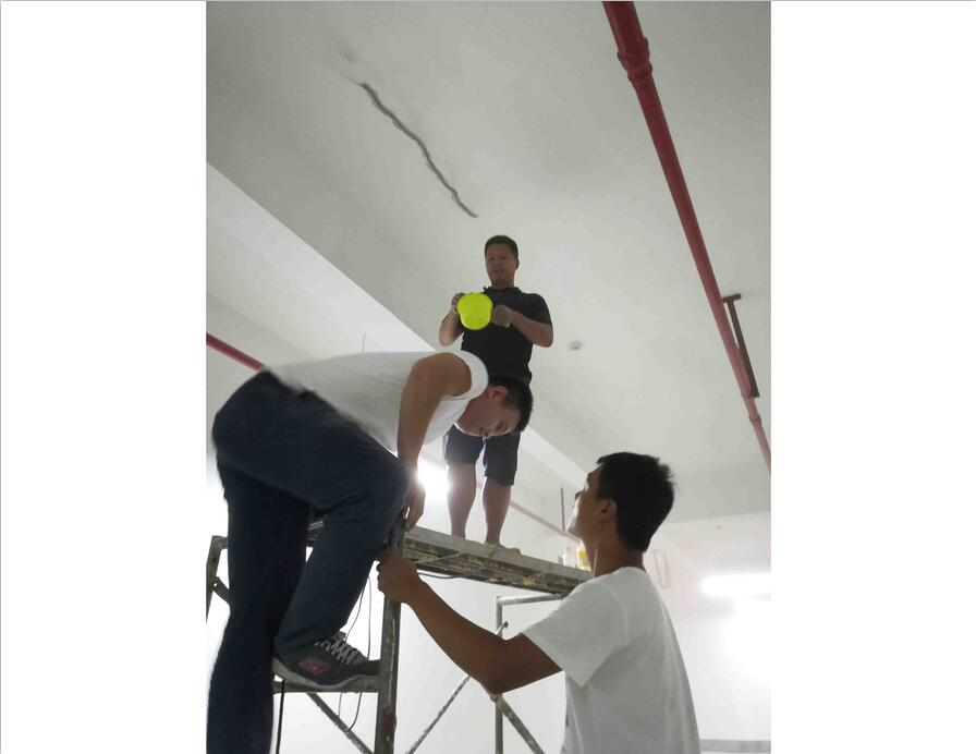 房屋建筑案例-修补胶