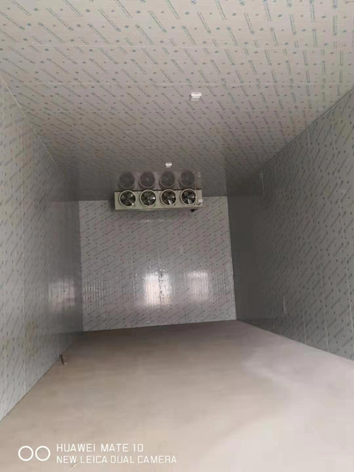 西宁冷库安装设计