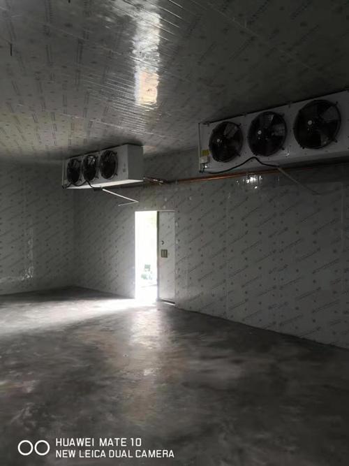 小型冷库应该如何设计安装?冷库安装费用是多少