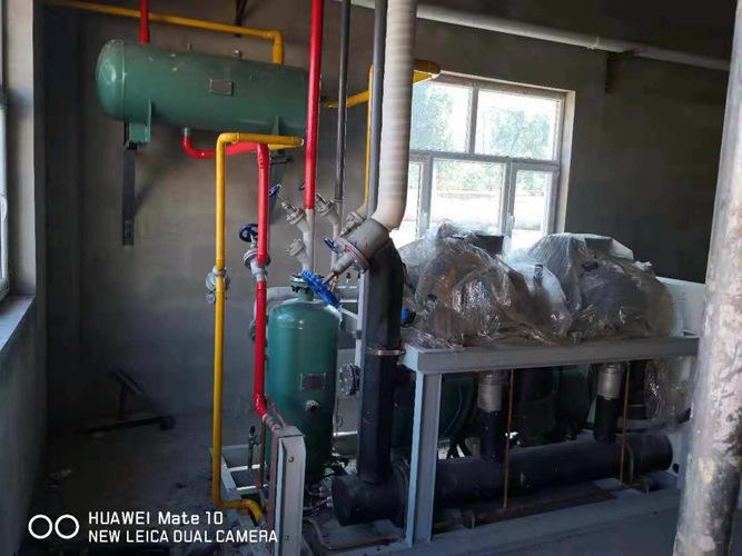 冷库的空气源热泵到底有多节能?看了才知道!