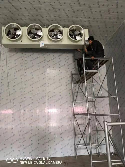 冷库的制冷系统出现了堵塞故障如何处理?