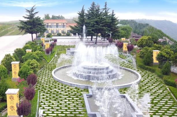 西安寿阳山墓园风水