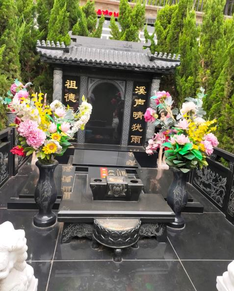 西安霸陵新区墓园价格