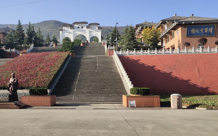 西安霸陵新区墓地风水