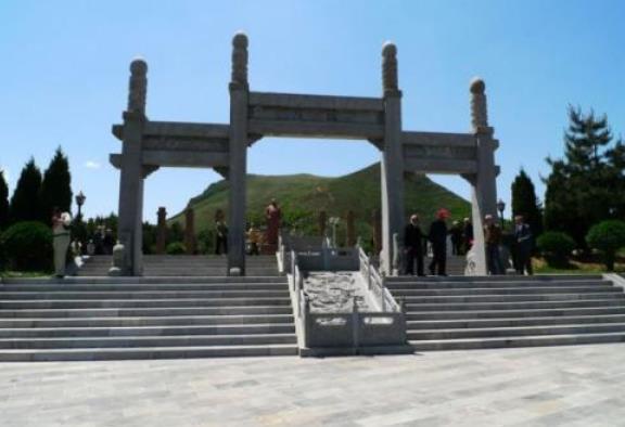 唐昭陵墓园