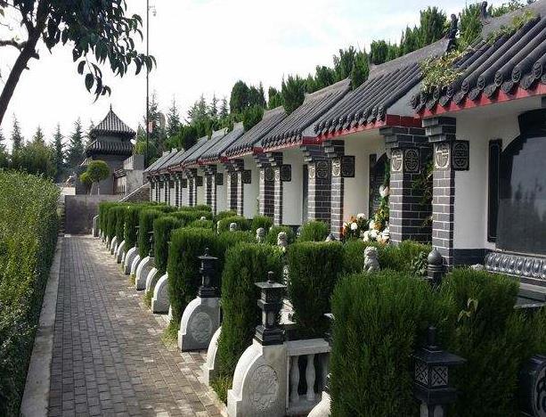 西安殡葬墓地