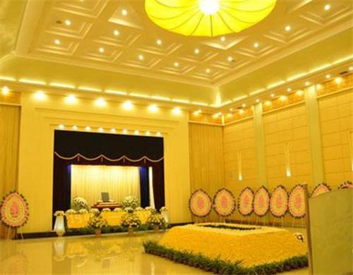 西安曲江新区福恩堂殡葬服务中心讲解殡仪服务包括哪些服务项目?