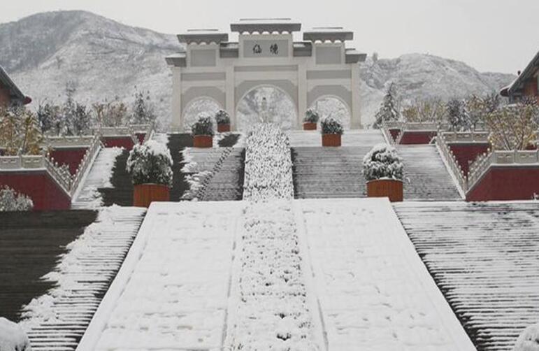 作为西安陵园明珠,西安霸陵墓园有哪些称道之处?