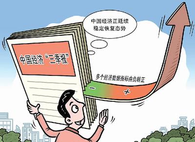 国际社会热议:中国经济成绩单令人羡慕