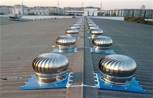 机械四川自然通风设备介绍