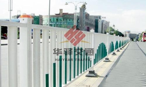 四川交通护栏美化