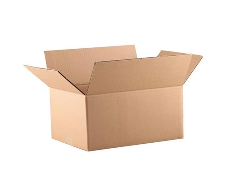 折叠分离式纸箱