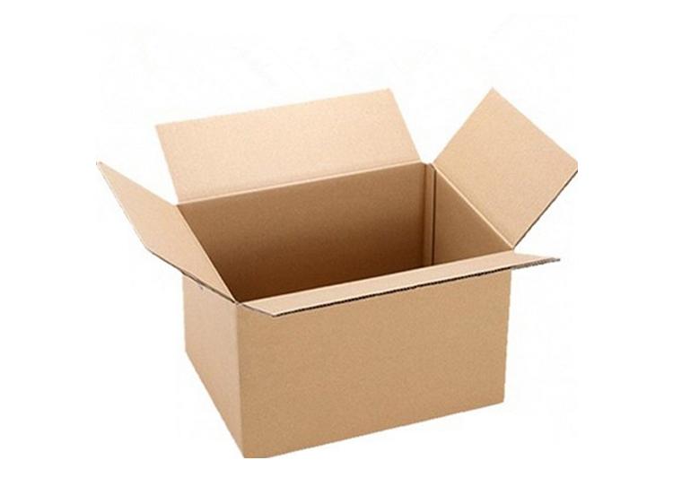 折叠三角柱型纸箱