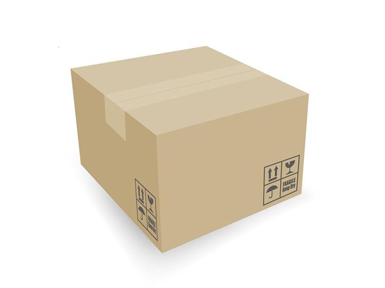 折叠拉链纸箱