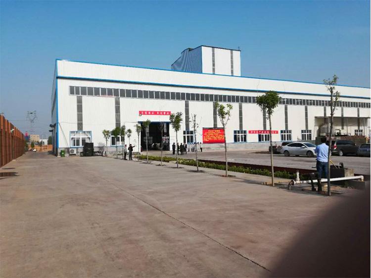 宁夏天元锰业集团有限公司定制纸箱包装案例