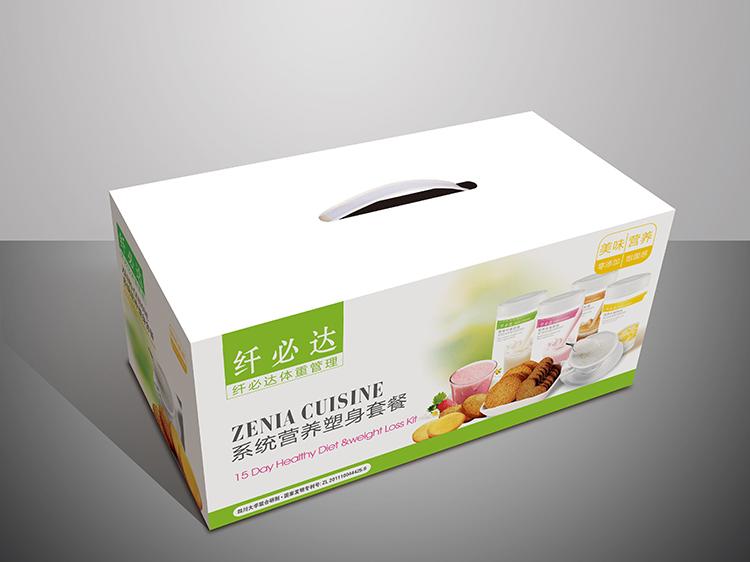 营养品套餐箱