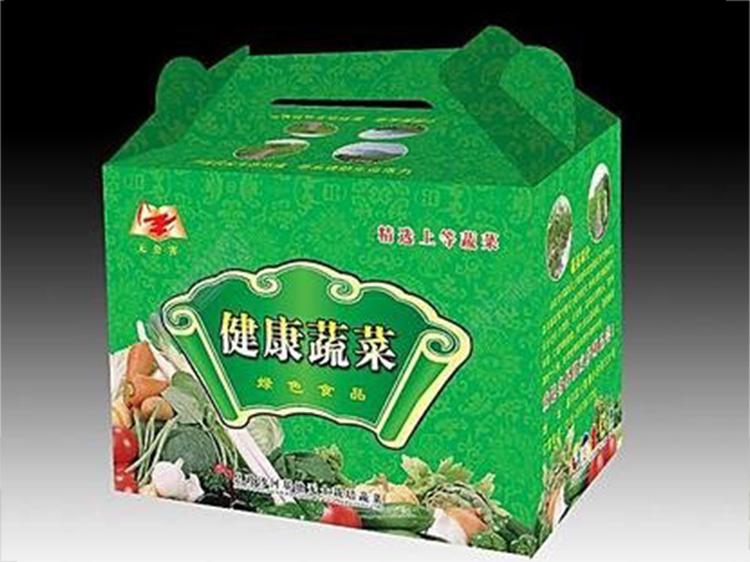 绿色食品、健康食品箱