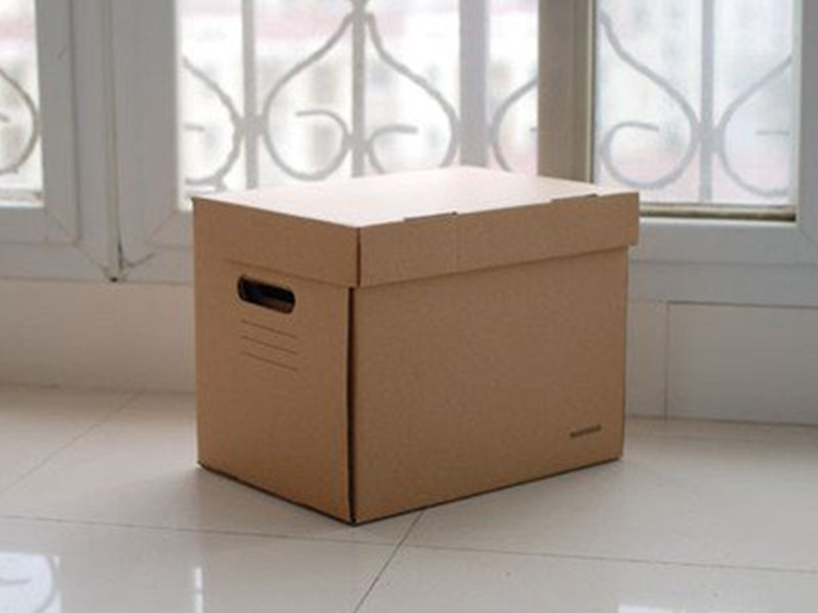 芝麻开门搬家纸箱