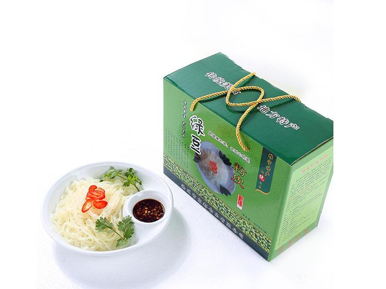 绿豆防潮包装纸箱