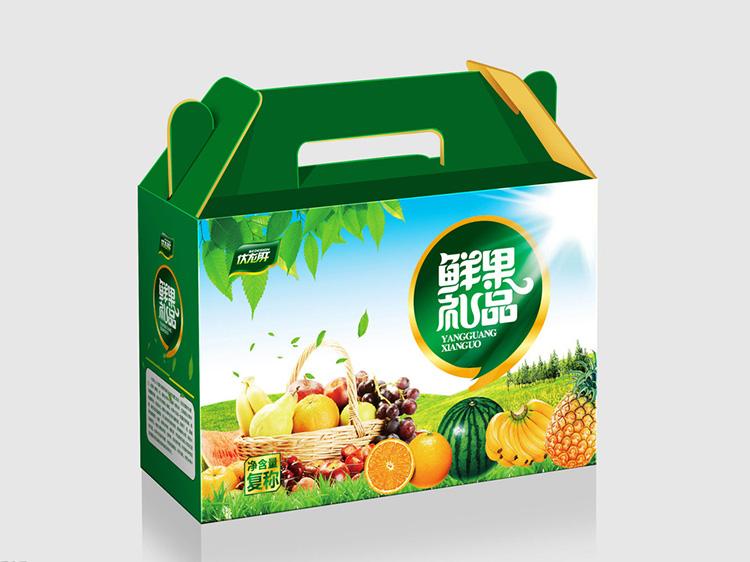鲜果礼品包装箱