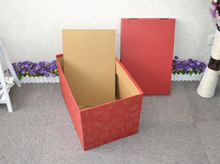 三角柱型搬家纸箱