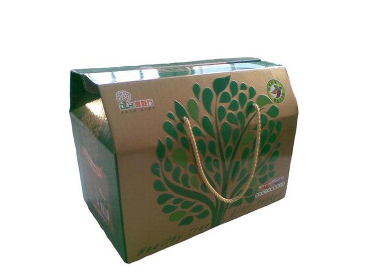 干果食品包装箱