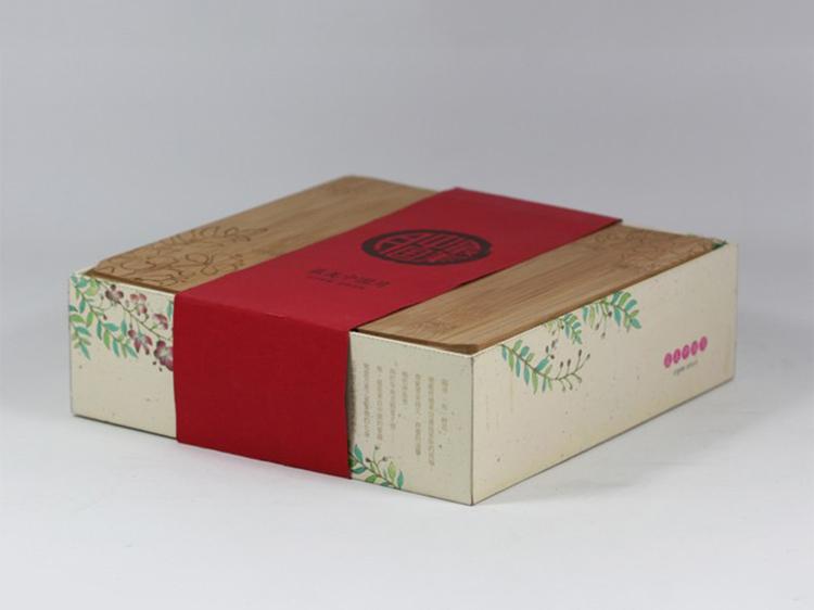 精致糕点包装食品箱