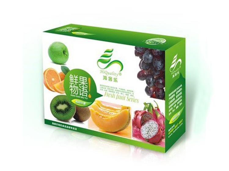 鲜果物语礼箱