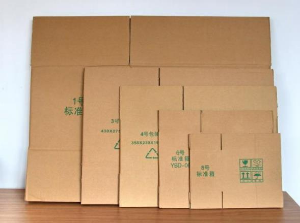 不同种类纸箱奥秘
