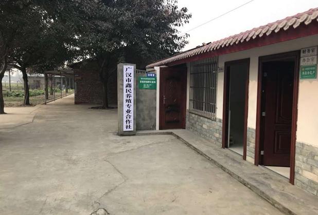 广汉市鑫民养殖专业合作社面貌展示