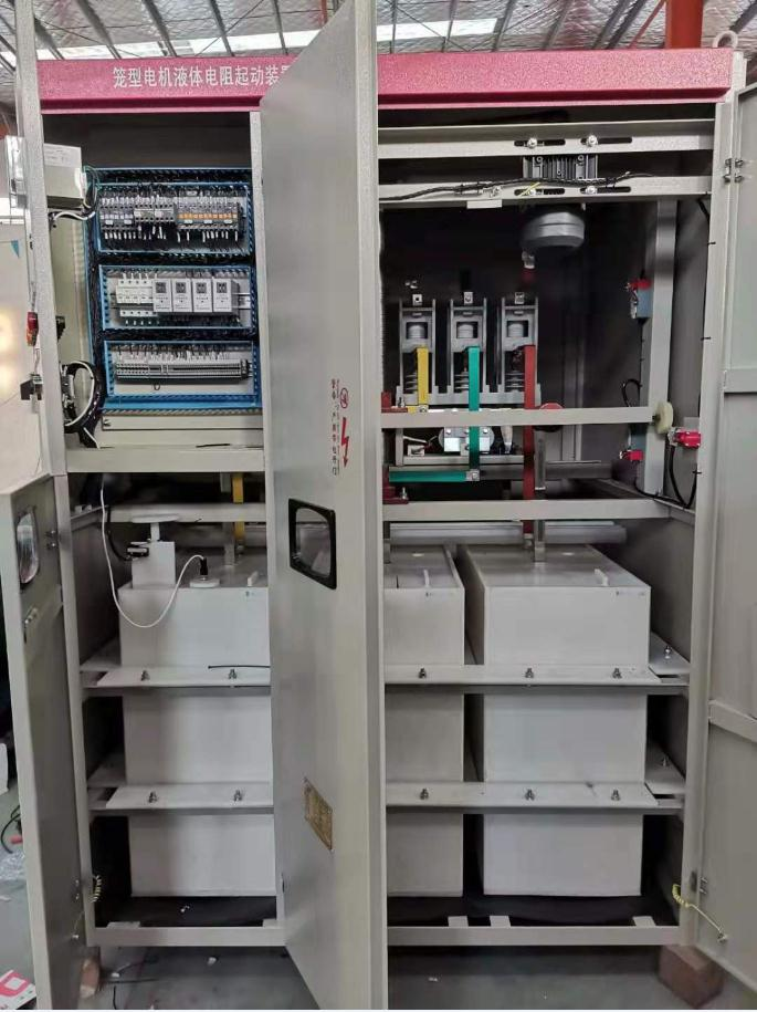 湖北帅龙机电的水阻柜系列产品