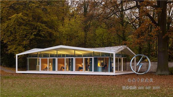 西安集装箱别墅设计