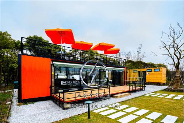 西安集装箱酒店设计